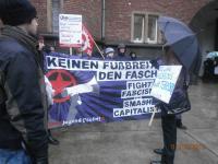 Protest: Gegen Naziterror!